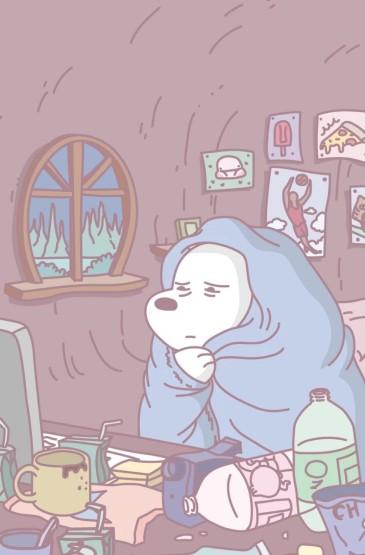 咱们裸熊高清手机壁纸图片