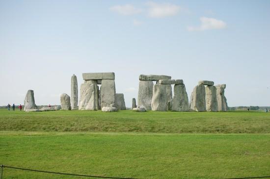 <英国巨石阵风景图片桌面壁纸