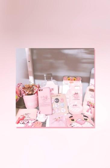 粉红豹可爱卡通图片手机