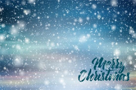 <圣誕節個性背景高清桌面壁紙