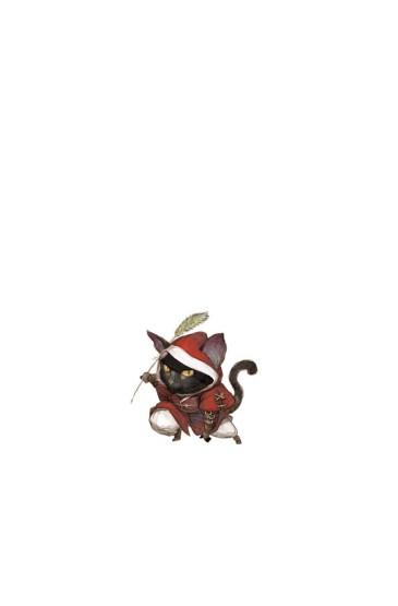 简约猫咪创意高清手机壁纸