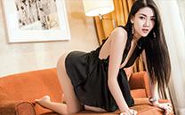 <性感撩人少妇高清睡裙美腿翘臀写真桌面壁纸