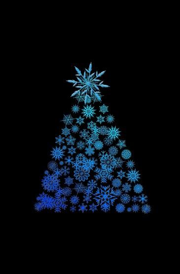 <圣诞节主题图片手机壁纸
