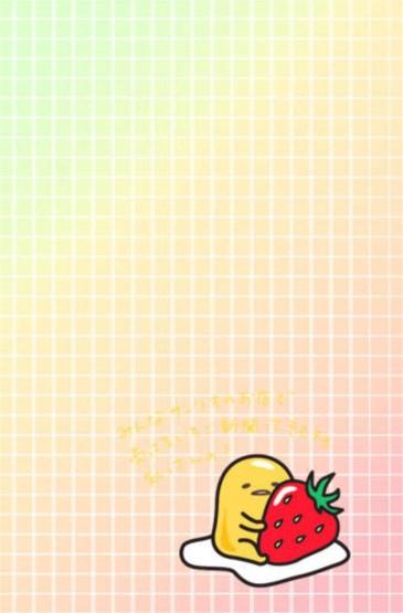 <懒蛋蛋卡通创意高清手机壁纸