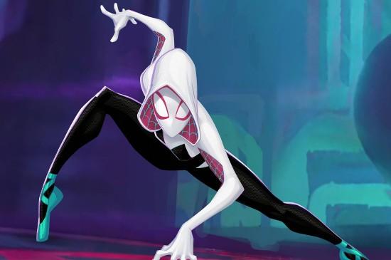 《蜘蛛侠:平行宇宙》酷炫人物高清壁纸