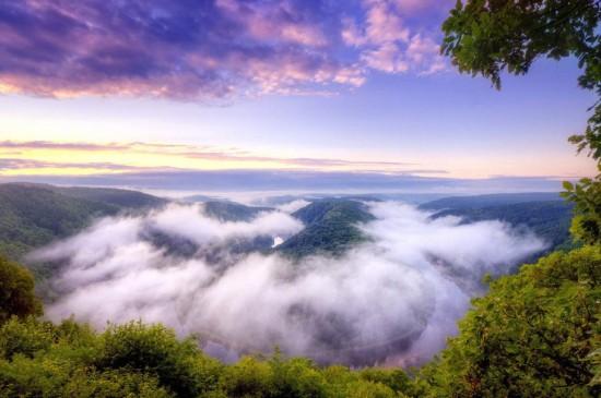 <唯美迷人的自然风景图片电脑壁纸