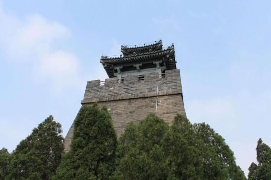 <西安骊山风景图片桌面壁纸
