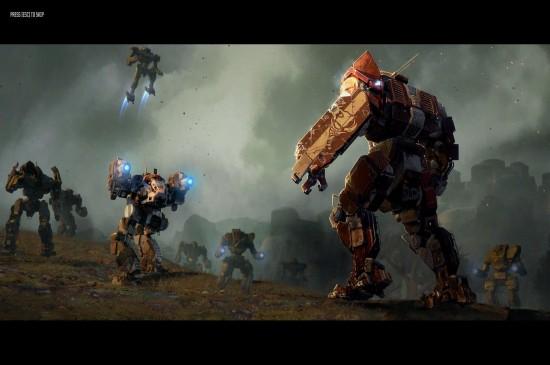 《BattleTech战斗机甲》游戏截图壁纸图片