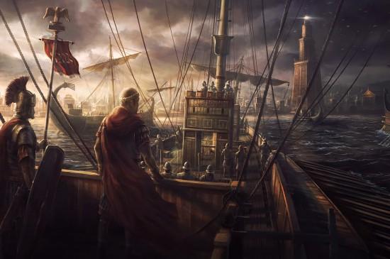 《全面战争:罗马2 》游戏