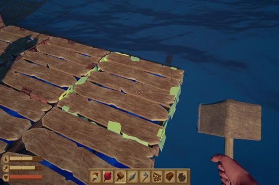 《木筏求生Raft》游戏截图壁纸