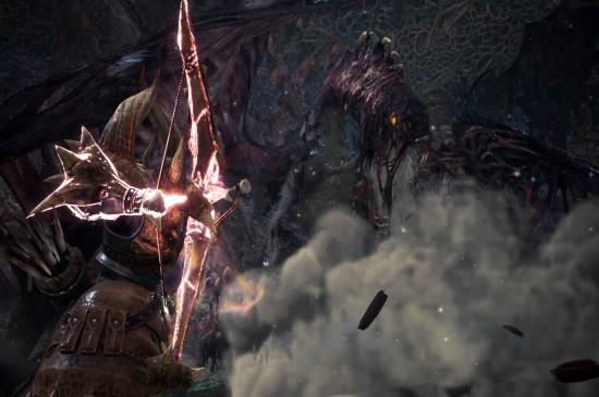 《怪物猎人:世界》游戏截