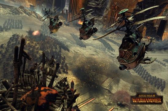 《战锤:全面战争》高清游