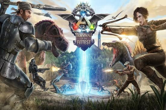 《方舟:生存进化》高清游戏壁纸