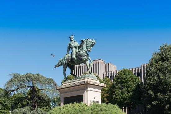 意大利比萨斜塔风景图片