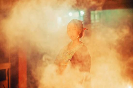 日系和服美女深夜性感写真图片桌面壁纸