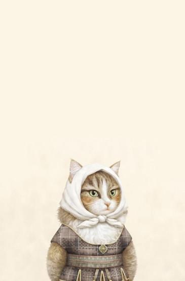 可爱创意猫系高清手机壁纸