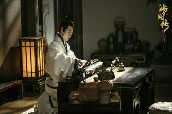《皓镧传》茅子俊影视剧照图片桌面壁纸