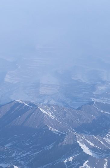 <壮观山脉风景手机壁纸图片