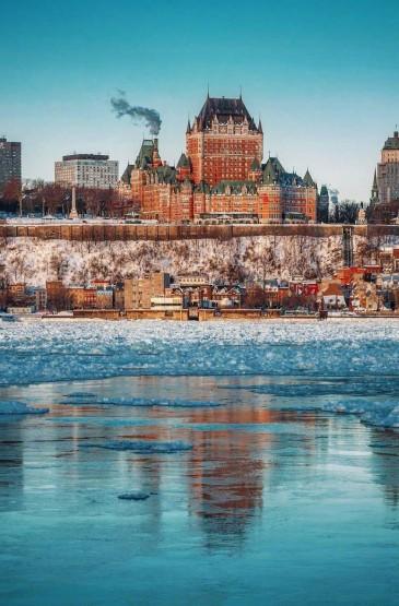<圣诞节风景图片 圣诞节夜景图片