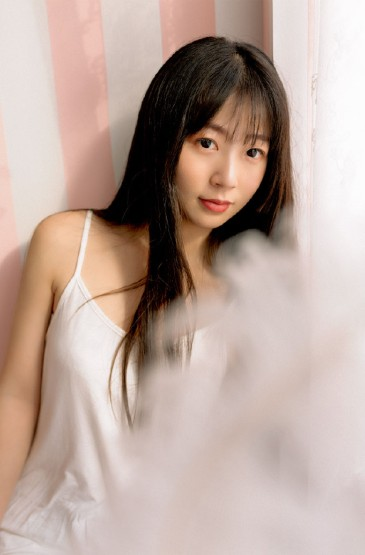 <清新甜美少女长腿诱惑私房写真图片