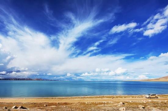 <清新唯美西藏自然风光图片桌面壁纸