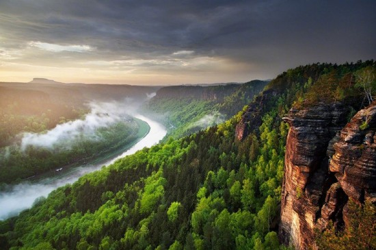 <唯美迷人的自然风景高清壁纸