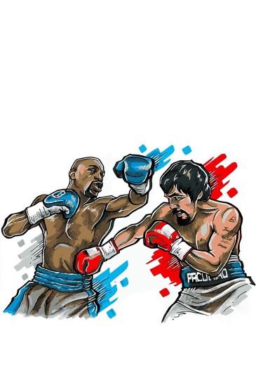 NBA创意高清手机壁纸图片