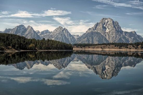 唯美山水之间自然风景桌面壁纸