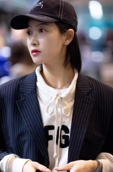 宋茜时尚魅力性感图片