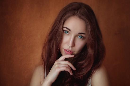 国外美女性感写真高清桌面壁纸