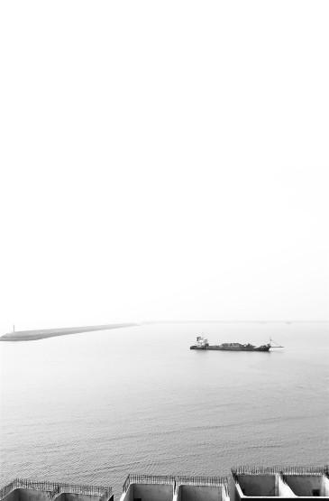 简约海岛风景高清手机壁纸