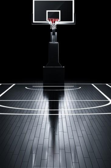 炫酷篮球主题手机壁纸