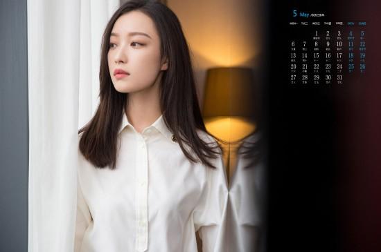 2019年5月倪妮性感优雅