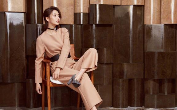 时尚佟丽娅写真