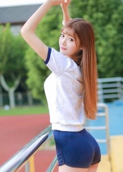 极品体操服美女美腿翘臀写真图片