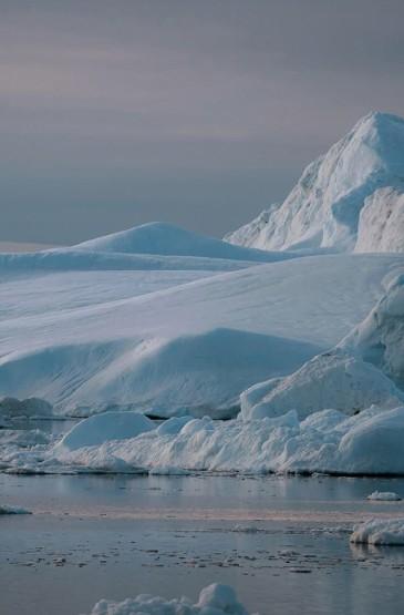 冰川自然风景高清图片手