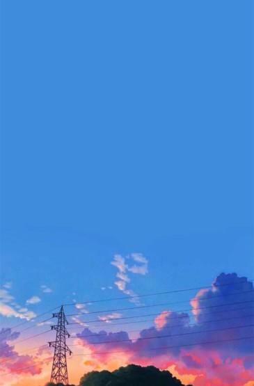宫崎骏动漫里的绝美风景高清手机壁纸
