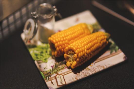 颗粒饱满的玉米高清桌面壁纸