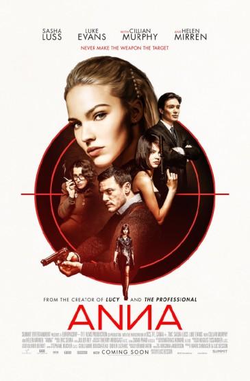《安娜》北美英国正式海