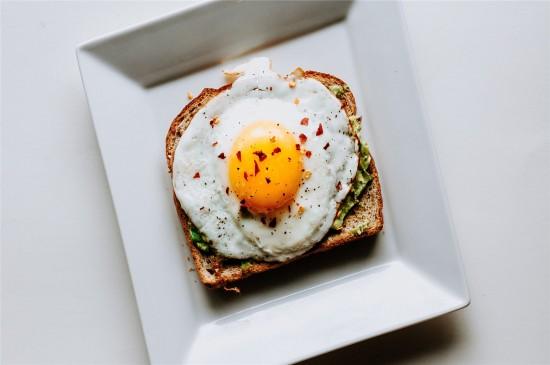 <美味的吐司面包高清桌面壁紙