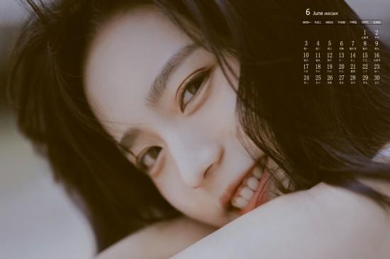 2019年6月清纯美女写真