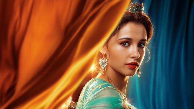阿拉丁 Aladdin(2019)