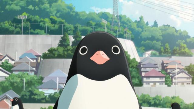 <企鹅公路 ペンギン・ハイウェイ (2018)