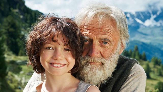 海蒂和爷爷 Heidi (2015