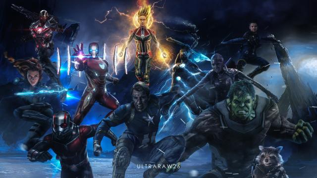 复仇者联盟4 Avengers4:
