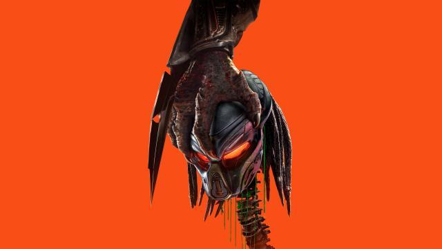 铁血战士/Predator 4(2018)
