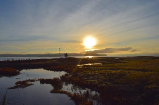 日出美景摄影图片电脑壁纸