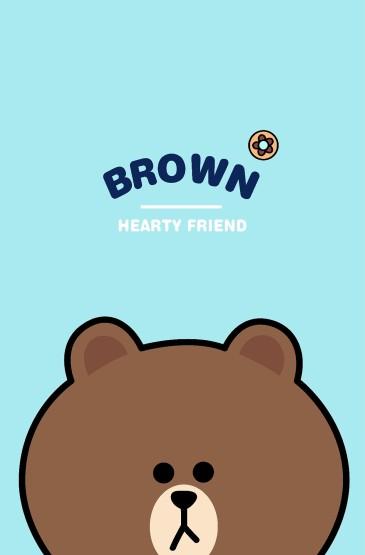 可愛小熊創意卡通高清手機壁紙