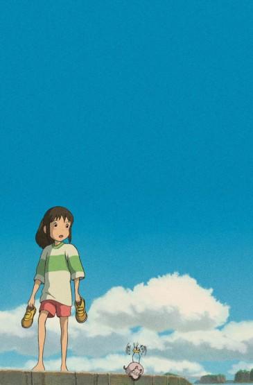 宫崎骏动漫千与千寻手机