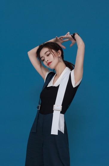 <文咏珊夏日清新性感写真图片
